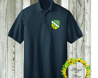 d89001ef FarmHouse Embroidered Polo/ Fraternity Polo/ Fraternity gift/Fraternity  Item/ FarmHouse Fraternity Item