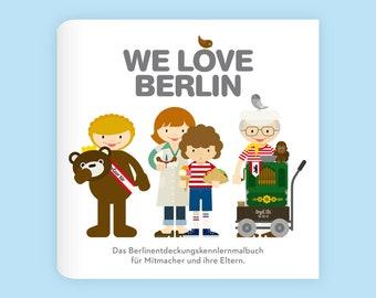WE LOVE BERLIN Co-Law Book