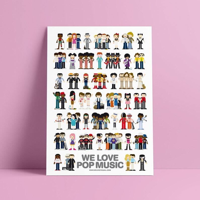 WE LOVE POP Poster image 0