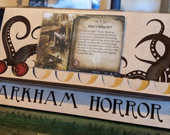 Card Holders Compatible with Arkham Horror LCG - Fan Made Laser Engraved