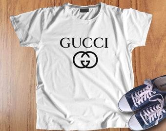 c71116b5a4f0b Gucci Shirt - Women s clothing - Women t-shirts - womens clothing - Gucci  Inspired - Designer shirts - Women shirts - Women tees - Unisex