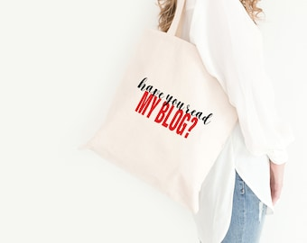 Shopping Bag Cotton Tote Bag BeYouTiful Tote Bag The Creative Minx Co Gift For Her TCMC Large Tote Canvas Bag Reusable Bag