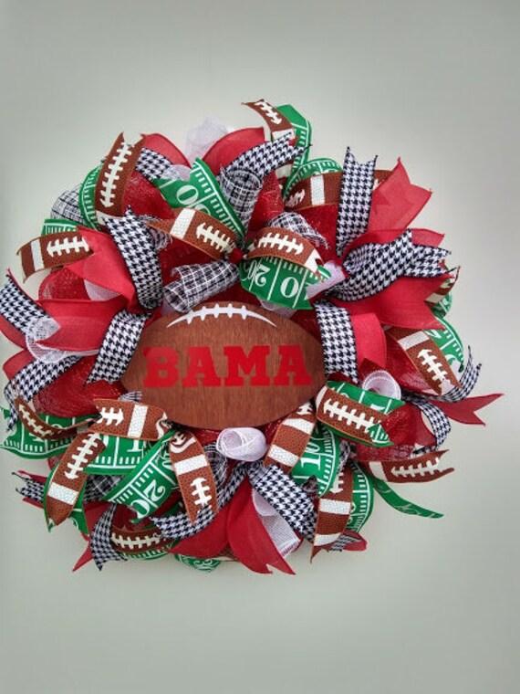 Alabama Bama Football Tailgating Christmas Ornament