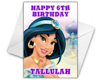 Aladdin Card Etsy