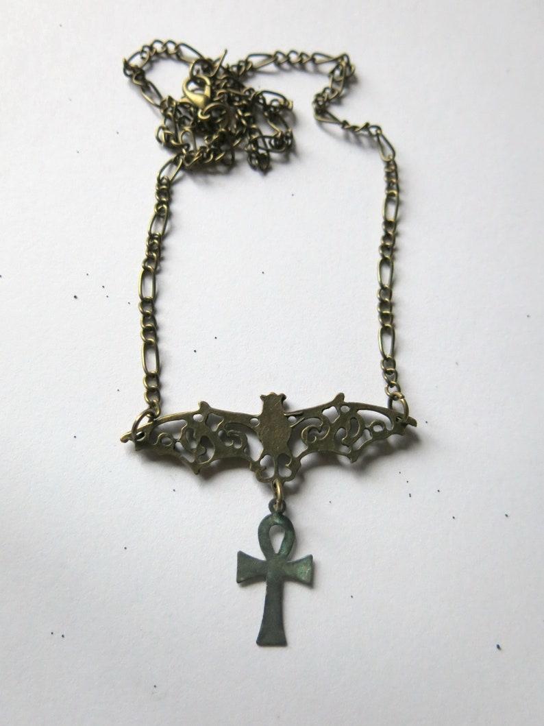 Akasha Necklace Ankh