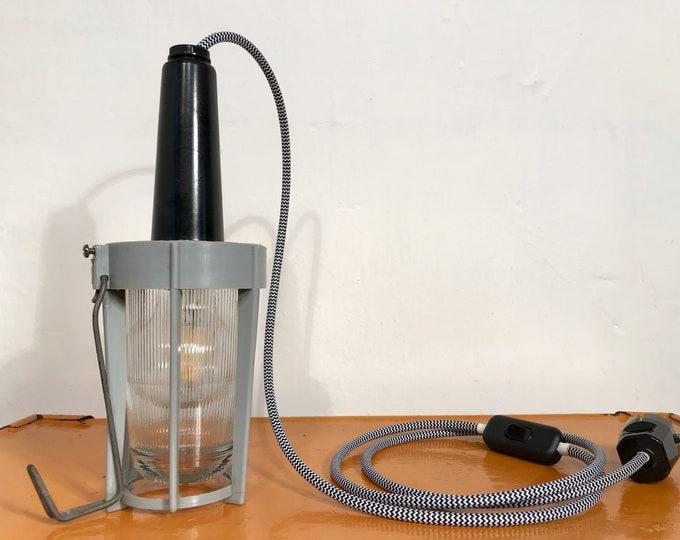 original DDR Handlampe Bakelit