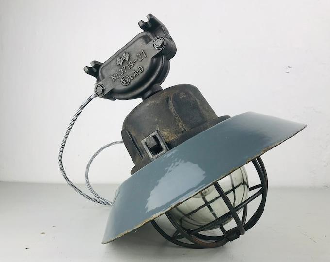 SCHACO Bunkerlampe Deckenlampe