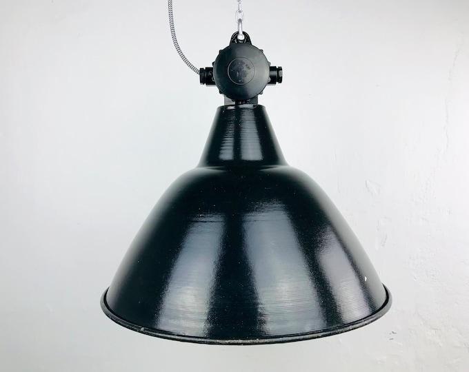 VEB Fabriklampe 42 cm