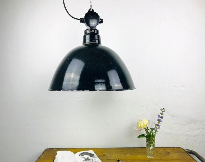 große Fabriklampe LBL 48 cm