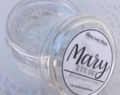 MARY aloe very eye gel with cucumber and witch hazel cools, tones, tightens and depuffs under eye treatment