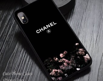 huge selection of b861f 06150 Chanel iphone xs max case   Etsy