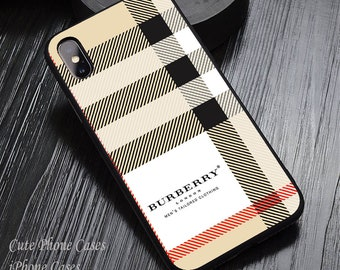 timeless design 72c8d b5126 Burberry iphone case | Etsy