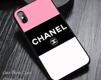 best service 4c16f a66e7 Chanel iphone case | Etsy