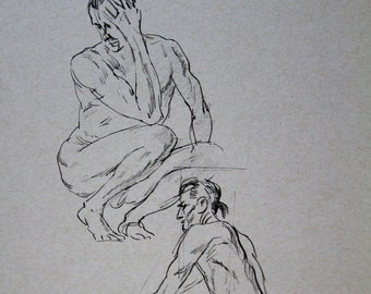 Nacktmännchen-Modell gesucht
