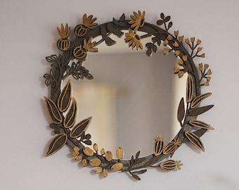 Small Wall Mirror Etsy
