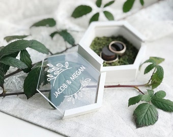 Wedding Wooden Ring Box For Your Unbelievable Wedding Ceremony