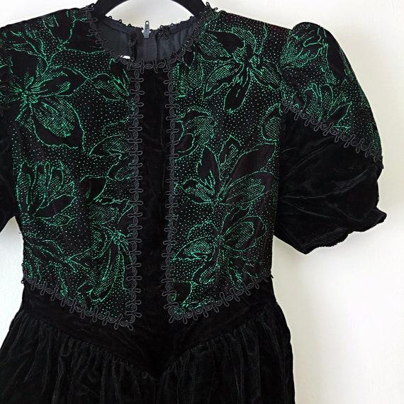 Vintage Girls Gunne Sax Prairie Dress Lot Childre… - image 2