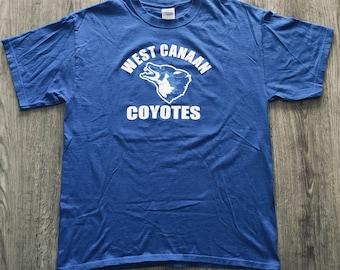 Vintage Varsity Blues Large T-Shirt 75d23a9e97