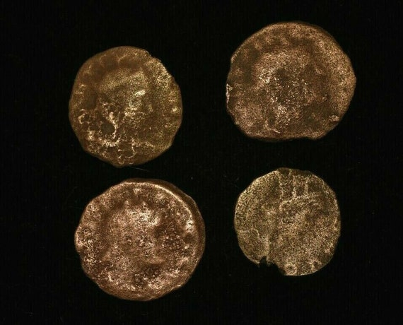 LOT OF 5 X IMPERIAL ROMAN COINS IN EACH BATCH P TO FAIR CONDITION GREAT DEAL