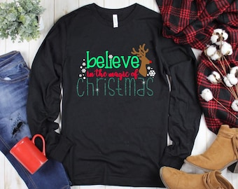 believe in the magic of christmas Svg,Christmas Svg,beilieve Svg, christmas,Christmas time Svg,christmas Svg Cut Files, christmas Svg Design