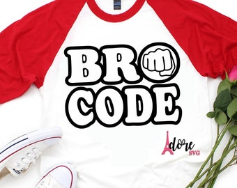 bro code svg,bro svg,SVG cut file,brother svg,cute kids svg,brothers cut file,guys shirt svg,cameo,svg for cricut,kids saying svg