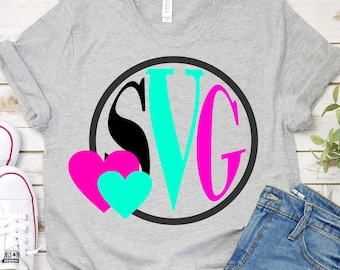 onesie monogram svg,Valentine Monogram svg,babies monogram svg,Valentine svg,Valentine,cut files, cricut svg, svg for mobile, mobile svg