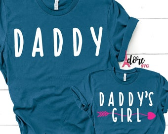 dad and daughter svg,gift for father,daddy and me matching svg,daddy matching svg,daddy and me svg,dad's bday gift,fathers day svg,adore svg