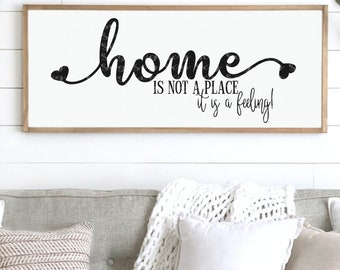 home is not a place svg,home sign svg, welcome home svg,welcome home sign svg, farm home sign, svg for cricut, silhouette cut file