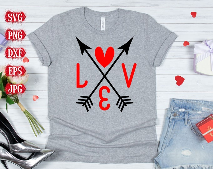 Featured listing image: Love Valentines Day Svg, Valentines Day Quote Svg, Hugs and Kisses, Svg, Valentines Day Tshirt, Be Mine Svg, Love Svg, Valentines Day Cricut
