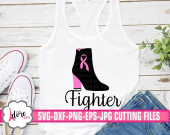 cancer booty svg, awareness SVG, breast cancer svg, tshirt svg, cancer survivor svg, kick cancer svg, cricut design,silhouette design