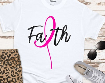 faith cancer ribbon svg, awareness SVG,breast cancer svg, breast cancer Svg Designs, breast cancer Cut Files,svg for cricut,svg for mobile