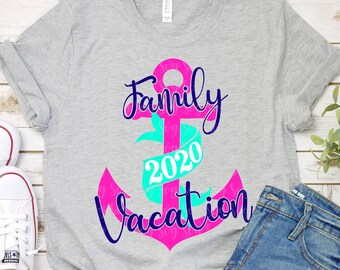 2020 family vacation svg,vacation SVG,anchor svg,reunion svg,cruise svg,tshirt,Family Trip Svg,Family Vacation Svg,cruise ship svg,nautical