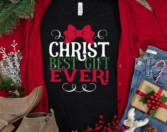 Christ best gift ever Svg, Christmas Svg, Christ Svg, christmas,Christmas time Svg,christmas Svg Cut Files, christmas Svg Design