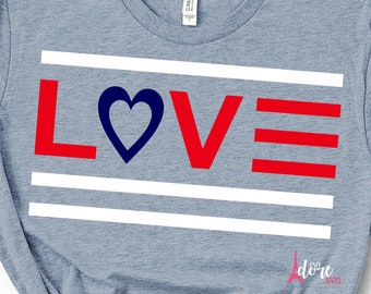 4th of July love svg,4th of july svg,independence day svg,military svg,tshirt svg,american flag svg,july 4th svg,flag svg,cricut svg