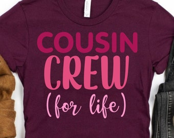 cousin crew for life svg,cousin crew svg, cousin crew svg,family crew svg,family Svg Designs, Family Cut Files,svg for cricut,svg for mobile