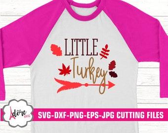 Thanksgiving svg, girls, turkey svg, Little Turkey svg, svg, family svg, Printable, Digital Download, commercial use, svgs, dxf, eps