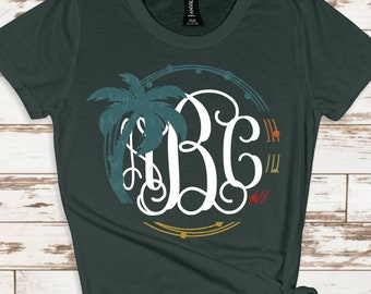 vintage beach svg, palm tree svg, Summer svg,Summer quotes svg, hibiscus svg, Tshirt svg,summertime svg, svg for cricut,Silhouette Designs