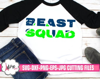beast squad svg,sports beast squad svg,baseball squad,football beast squad,tshirt,SVG for cricut,Silhouette Cameo,baseball svg,football svg