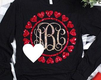 valentine monogram svg,Valentine svg,girlie monogram svg,Valentine svg,Valentine,Valentine heart svg,svg for cricut,Silhouette Design