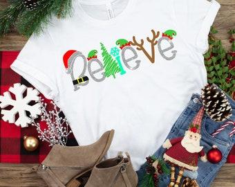 believe christmas Svg,Christmas Svg, beilieve Svg, christmas tree Svg,Christmas time Svg,christmas Svg Cut Files, christmas Svg Design