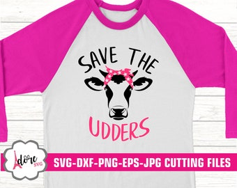 save the udders cancer svg,cancer hope svg, awareness SVG,breast cancer svg, tshirt, cancer survivor svg, cricut design, silhouette, eps