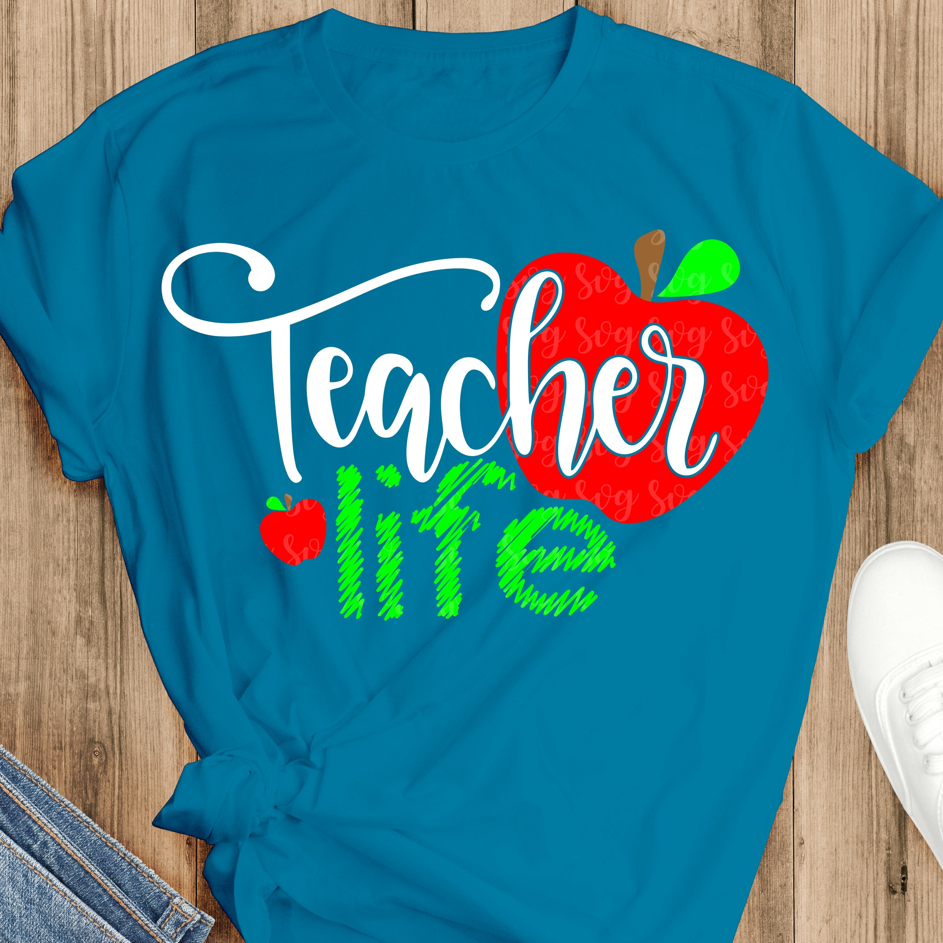 Get Teacher Life Svg Dxf Png Eps Crafter Files