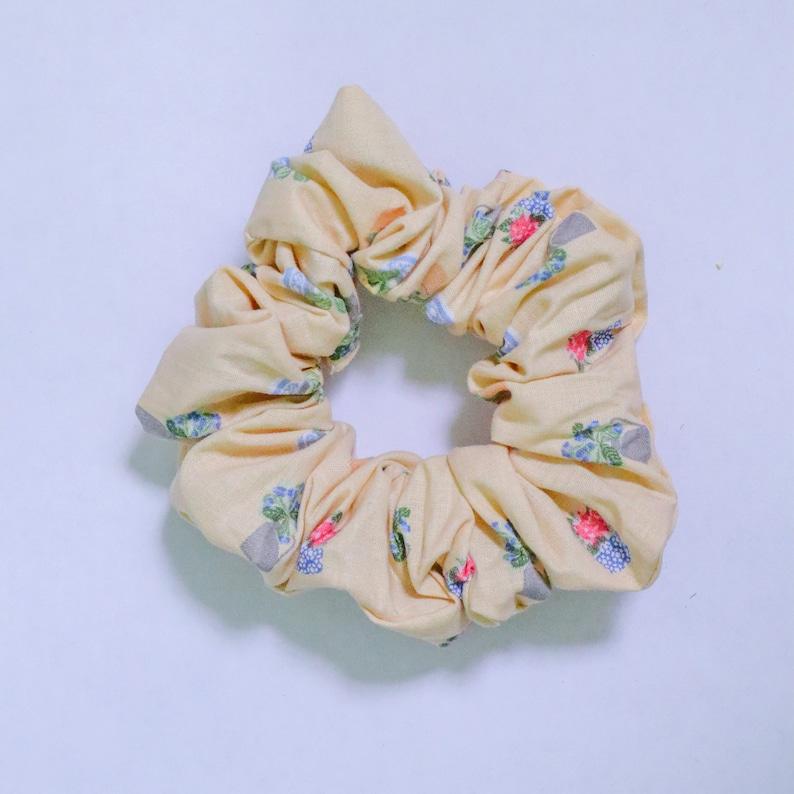 Garden Classic Scrunchie