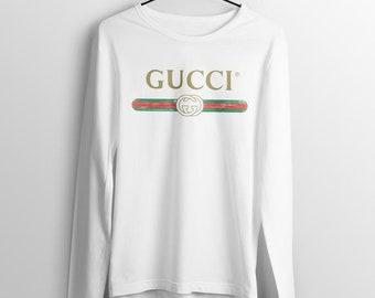 Gucci T Shrit Gucci inspiré tee-shirt Gucci Gang Gucci femme T Shirt Gucci  homme, t Shirt Gucci, Gucci Sweatshirt sweat à capuche Gucci Kids 70ab493760e