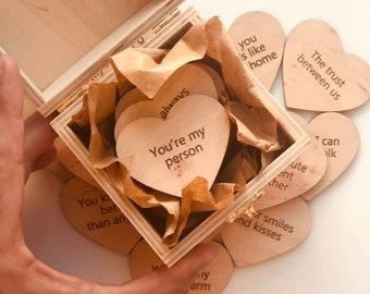 Personalised Romantic Gifts for him women her Love Men girlfriend boyfriend