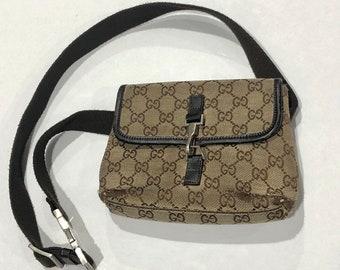 c804cdfb4c4 Vintage GUCCI Funny Bag   Belt Bag