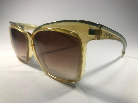 YSL Vintage 80s Sunglasses