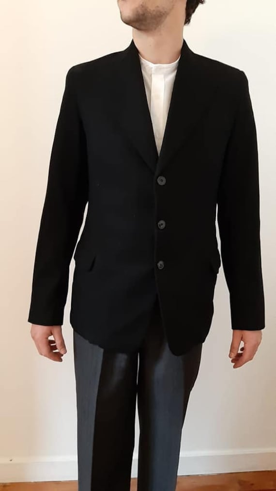 30s 2-piece morning suit
