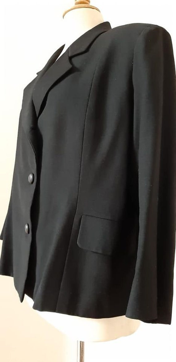 30s womens suit jacket masculine style