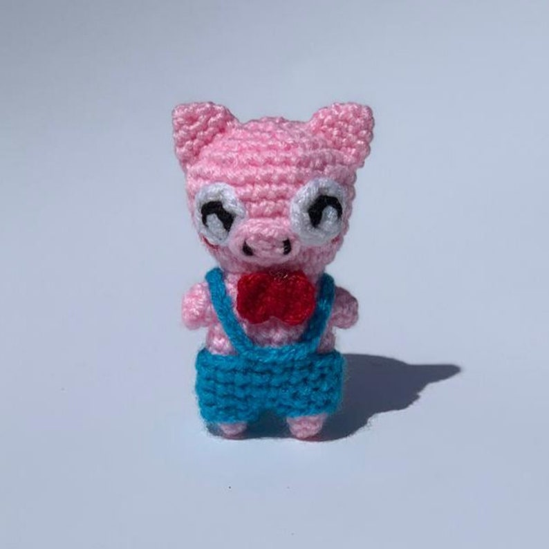 Crochet Three Little Pigs | 794x794